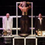 Šilutės dramos teatro spektaklis MAŽOJI NUODĖMĖ