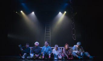 """Spektaklis vaikams """"Ežiukas rūke"""". Rrežisierė Andra Kavaliauskaitė. (foto. ©Povilas Jaras Fotopo)"""