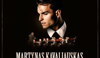 ELVIS PRESLEY SHOW: Martynas Kavaliauskas ir Kauno bigbendas