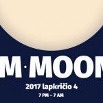 Pirmoji naktis teatre COM•MOON•A  jaunimui ir ne tik...