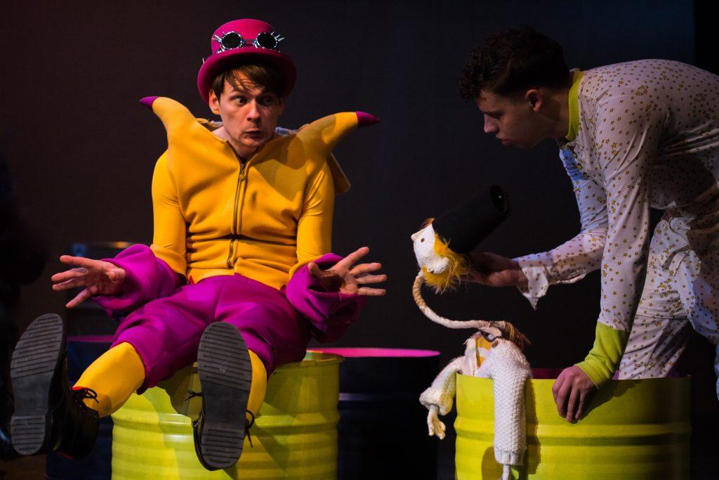 Alytaus miesto teatro spektaklis vaikams MAZASIS PRINCAS ( foto. ©Povilas Jaras Fotopo)