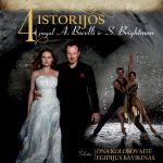 Koncertas 4 ISTORIJOS Alytaus miesto teatre gruodzio 27 d. 18 val.