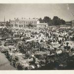 Alytaus turgus 1933