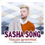 Sasha Song - Dima Šavrovas ir gražiausios jo autorinės dainos, skirtos artėjančiai Meilės dienai