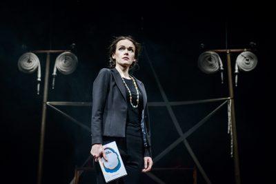 Jaunimo teatro spektaklis CINKAS pagal Svetlanos Aleksijevič knygas