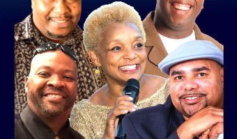 """Amerikos džiazo meistrai """"The Myrna Clayton Experience"""""""