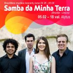 Samba da Minha Terra koncertas