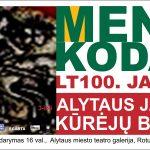 MENO KODAS LT100 JAUNIEJI FB LT 000