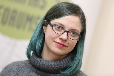 Kristina Steiblyte (foto Edijs Pālens )