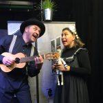 """Teatro vaikams """"TEATRIUKAS"""" spektaklis vaikams pagal tikras Vilniaus vaikų istorijas"""