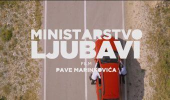"""Kroatijos filmų dienos. Filmas """"MEILĖS MINISTERIJA"""""""