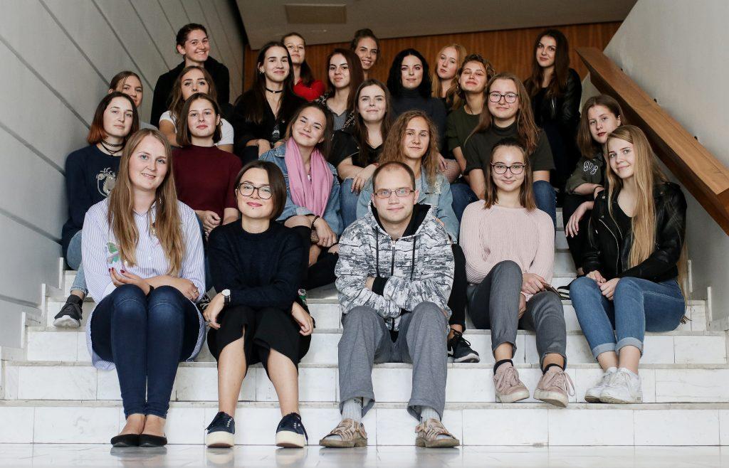 Alytaus miesto teatro savanorių komanda