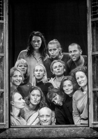 """Lietuvos nacionalinio dramos teatro spektaklis """"DURYS"""""""