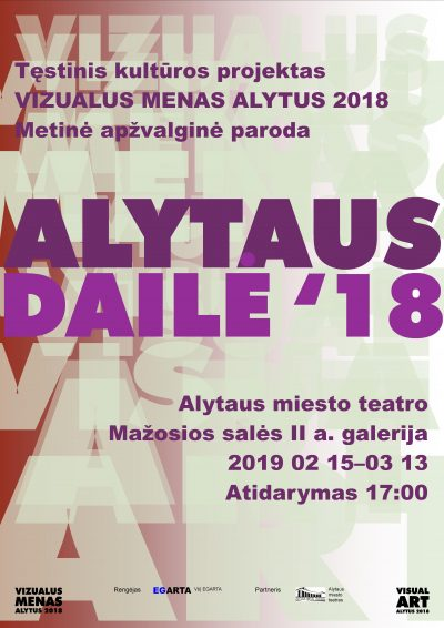 """""""ALYTAUS DAILĖ 2018"""""""