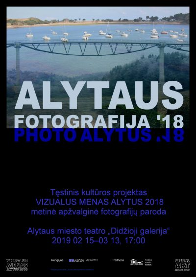 VMA 2018 Dailė Plakatas Maketas 9