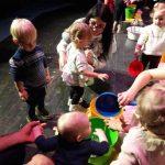 Vaikai-teatre