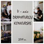Dramaturgu konkursas 2019