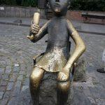 Skulptūra pirmajam Tamada (gruziniškų švenčių vedėjui, tostų sakytojui)