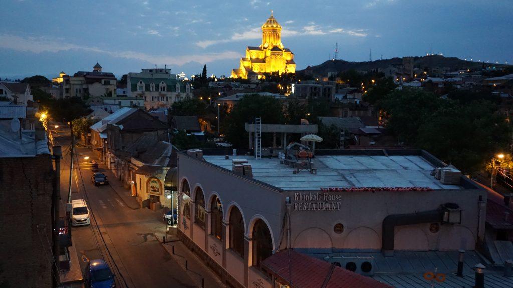Bundanti Sakartvelo sostinė