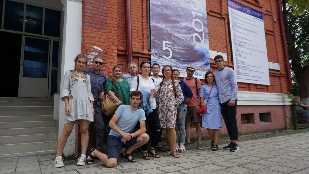 Alytaus miesto teatras Poti tarptautiniame teatrų festivalyje