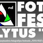 Foto Fest Alytus 2019 Afiša Programa LT
