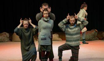 Keistuolių teatro spektaklis-žaidimas ne tik vaikams PATI LABIAUSIA PASAKA